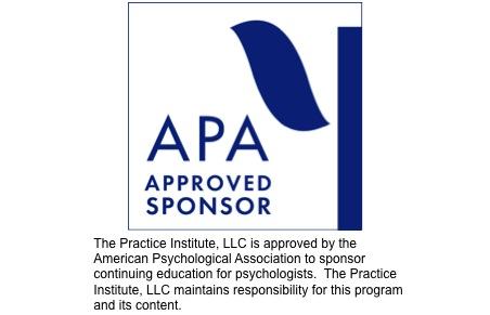 APA Continuing Ed Credits